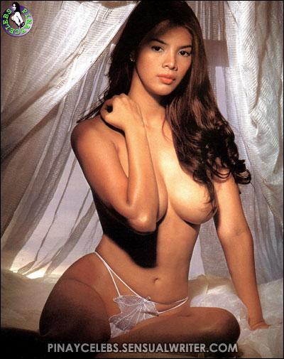Nude pinay Victoria's Secret