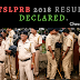TSLPRB result 2018 declared | Telangana State Level Police Recruitment Board