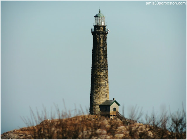 Thacher Island: Faros Gemelos