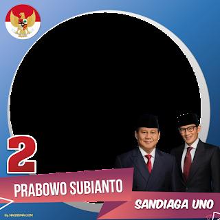 Pilpres 2019, Capres 2019, Jokowi Makruf, Prabowo Sandi, Prabowo subianto, Joko Widodo, Sandiaga Uno