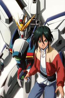 Baixar Gundam X Completo no MEGA