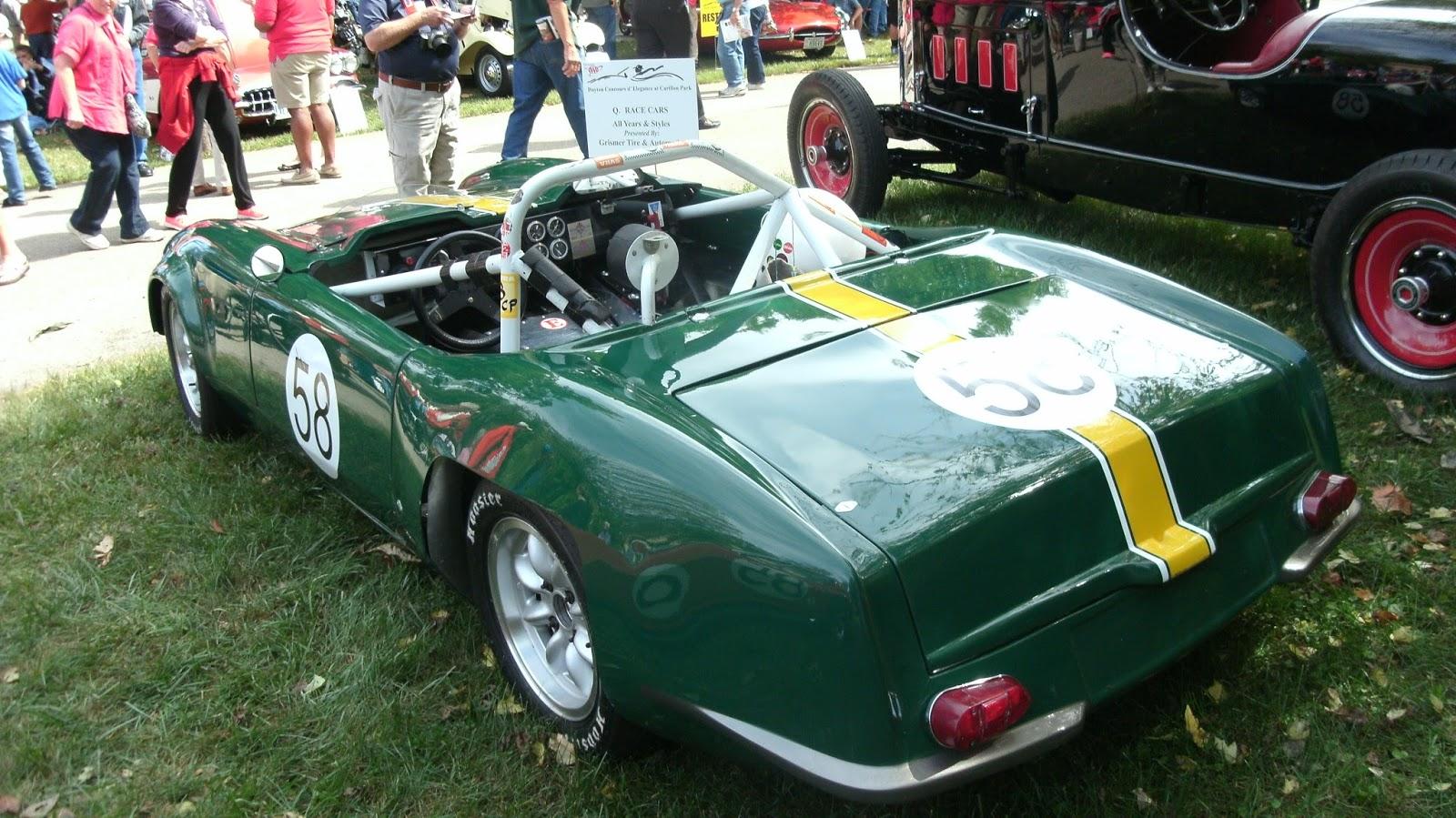 Classic Car Shows In Dayton Ohio