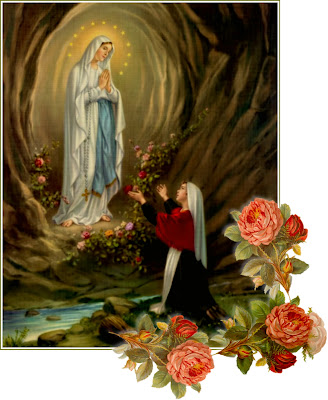 Resultado de imagen de santa bernardita
