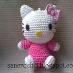 PATRON GRATIS HELLO KITTY AMIGURUMI 20842