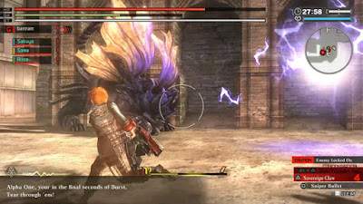 game God Eater 2 ppsspp android
