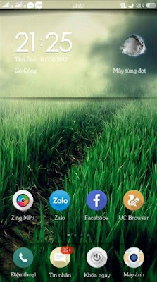 Kumpulan Tema Oppo Terbaik - N9 OS Android