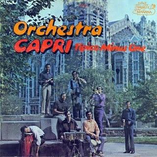 TIPICO MINUS ONE - ORCHESTRA CAPRI (1970)