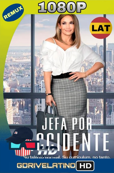 Jefa Por Accidente (2018) BDRemux 1080p Latino-Ingles MKV