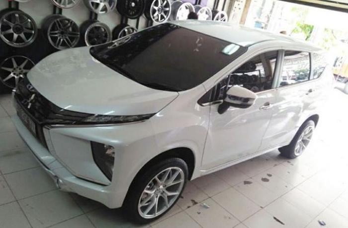 Modifikasi Pelek Mitsubishi Xpander