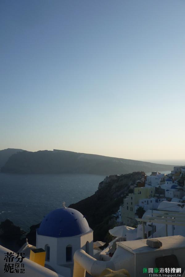 [希臘 聖托里尼] 藍白相間 - 在聖托里尼的交通.住宿.旅遊懶人包