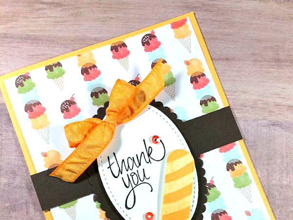 Quick & Easy Thank You Cards