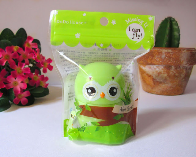 born pretty review, owl hand cream, aloe hand cream