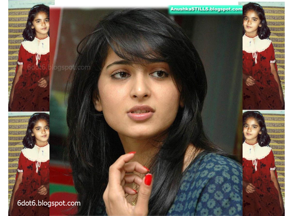 Anushka Shetty In Childhood | www.imgkid.com - The Image ...