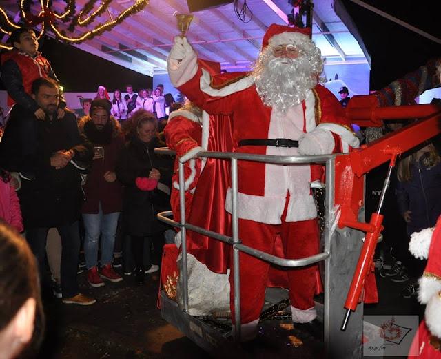 Mαγική θα είναι η παραμονή των Χριστουγέννων στην Πρέβεζα!