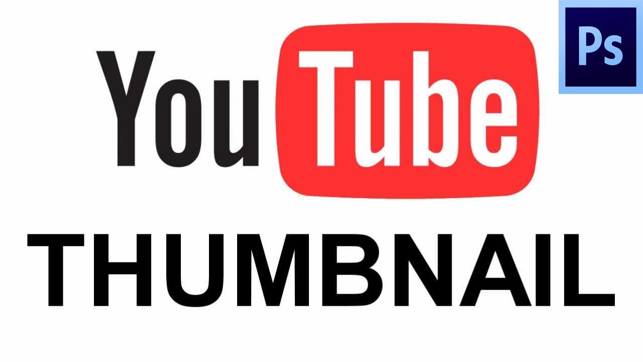 Cara Membuat Thumbnail Youtube Di Photoshop Lengkap Dengan Ukurannya Blog Tutorial Dan Informasiomiska