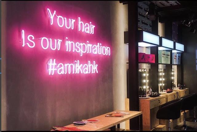 - rrrrr - 輕鬆打造女神頭丨粉紅造型工作坊丨amika x 癌症基金會粉紅革命