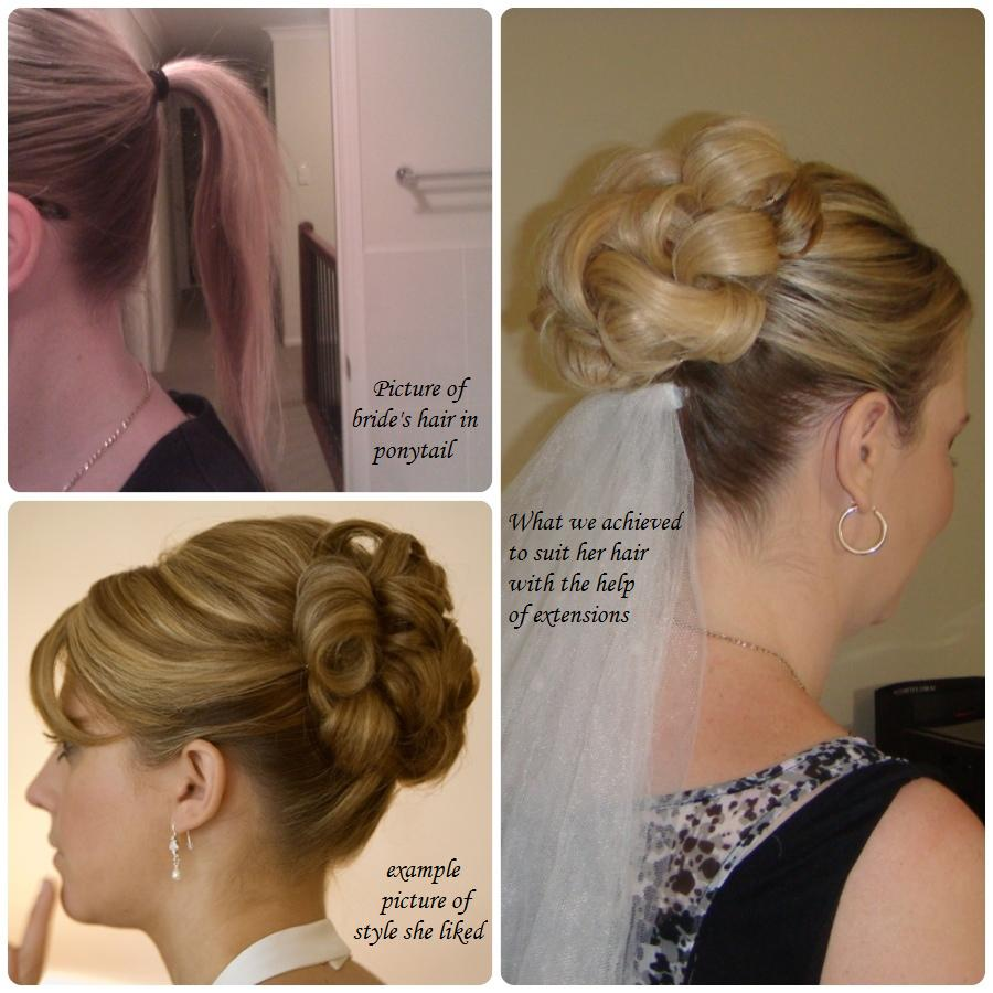 the bridal hairstylist: tips for wedding hair trials