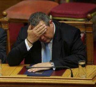 Αποτέλεσμα εικόνας για Μάκης Γιαννουσάκης: «Ο Καμμένος μού είπε: 'Καπετάνιε, είμαστε μαζί σου, μην φοβάσαι τίποτα'»