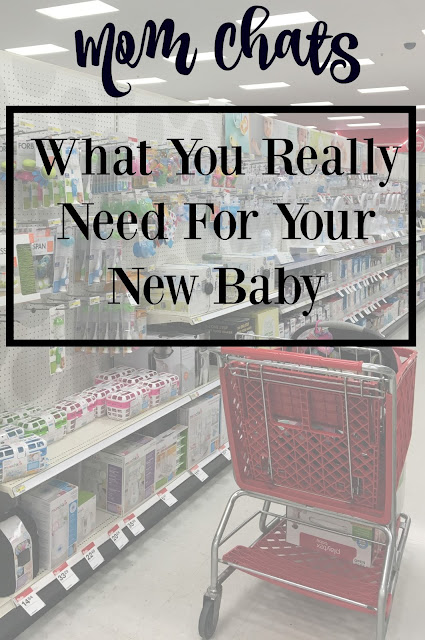 What You Really Need For A New Baby
