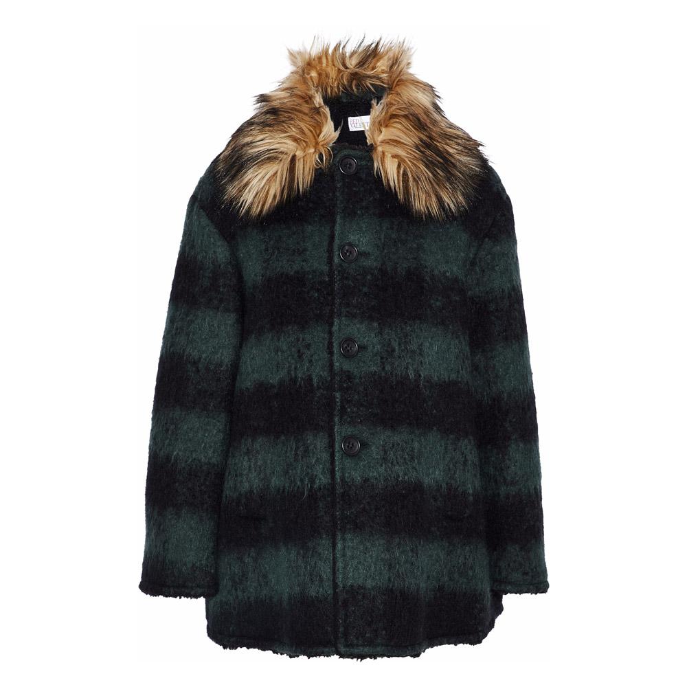 Redvalentino striped coat
