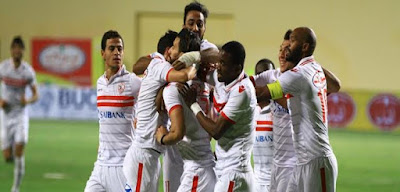 تشكيلة نادي الزمالك امام غزل المحلة في الدوري المصري