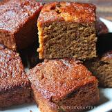 SUPER MOIST GINGERBREAD CAKE RECIPE