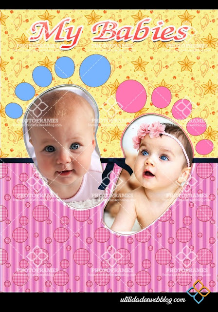 Newborn Babies Twins Girl and Boy Pictures