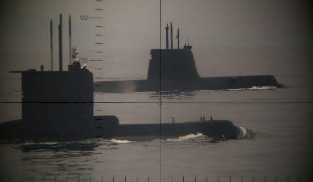 Οι Τούρκοι προκαλούν και «σουλατσάρουν» με υποβρύχια στο Αιγαίο!
