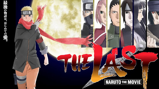 Film Naruto: The last movie (240p)