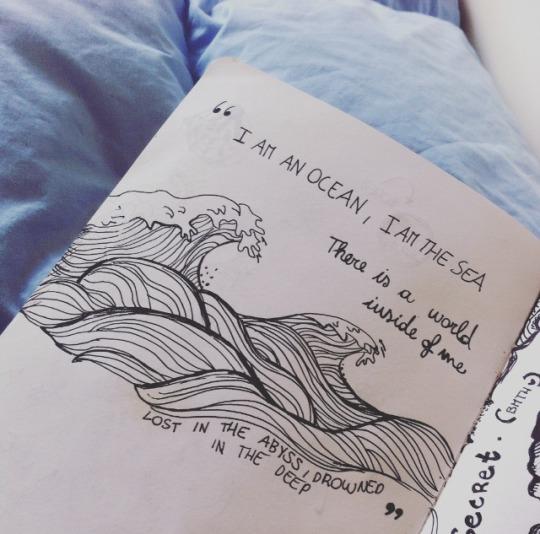16 Amazing Ocean Tattoos For Women and Men