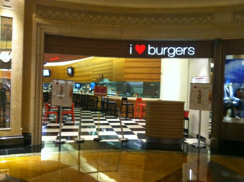 Lanchonete I Love Burgers em Las Vegas