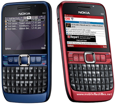 Nokia-E63-Flash-File