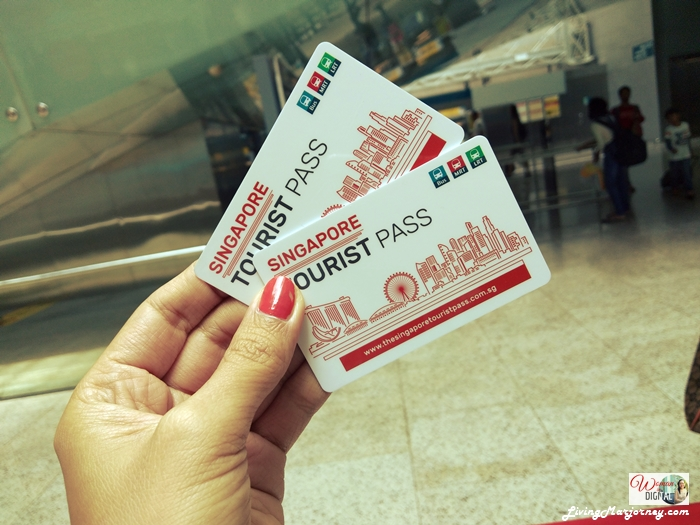 3-day Singapore Tourist Pass Unlimited