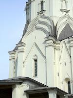 Церковь Вознесения в Коломенском, Москва (фрамент)