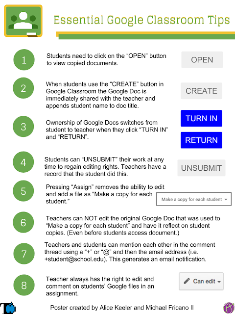 8 Essential Google Classroom Tips for Teachers