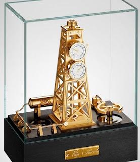 horloge L'Epée 1839 Gaz Derrick