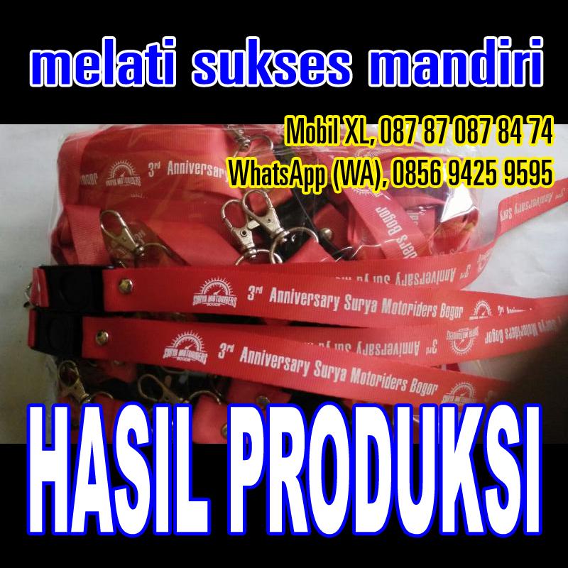 BUKIT WARINGIN RW.10: lanyard tali id card 24 jam on line
