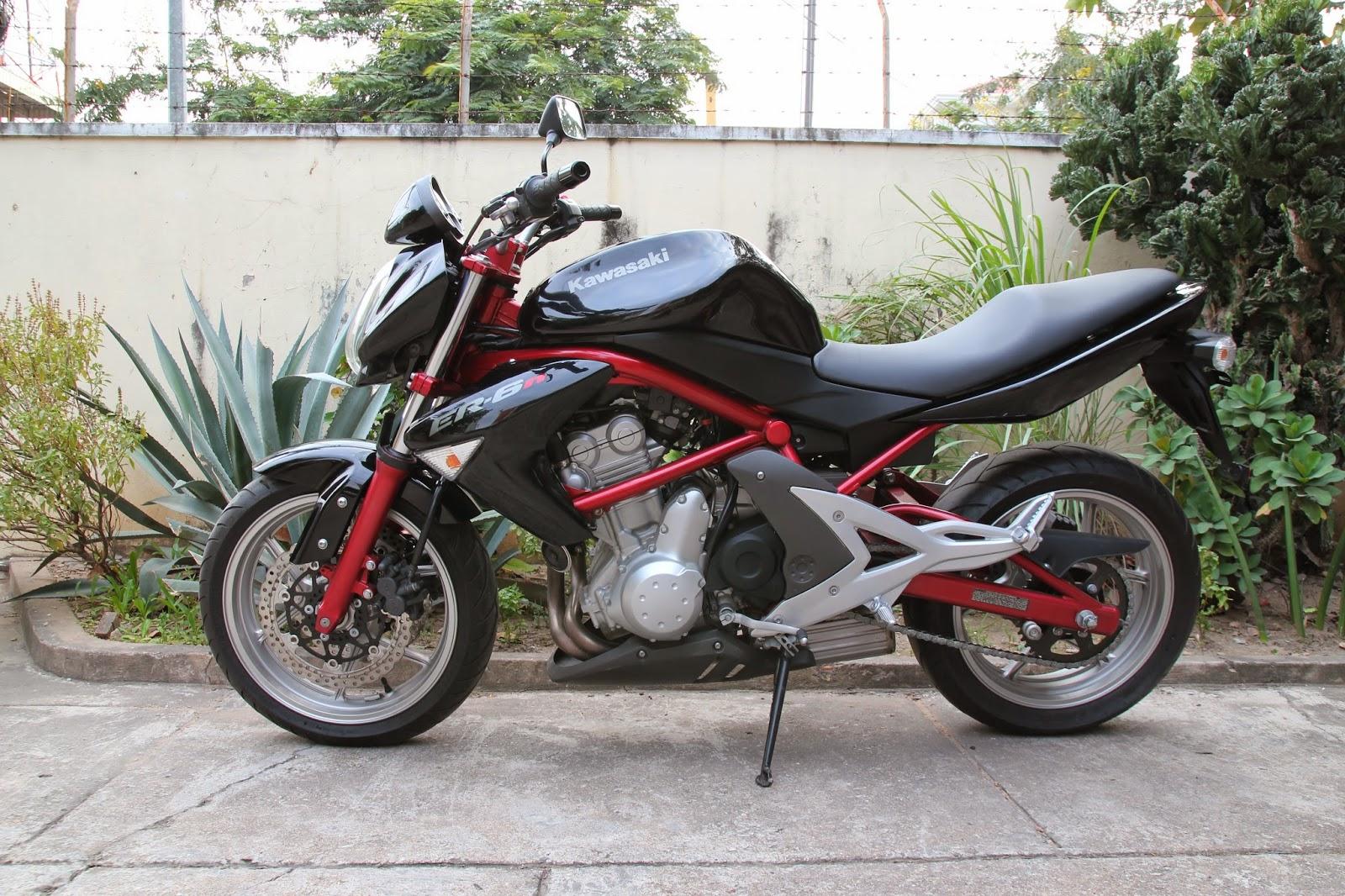 Sold 2007 Kawasaki Er6 N 650cc Luxmotorblogspotcom