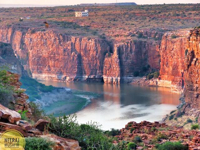 Gandikota Penna River