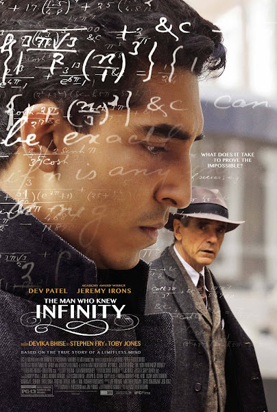Poster Of The Man Who Knew Infinity 2015 English 720p BRRip Full Movie Download