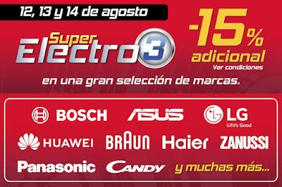 9 ofertas de última hora del Super Electro 3 (II) de El Corte Inglés