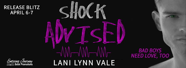 REVIEW – Shock Advised by Lani Lynn Vale