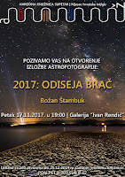 Božan Štambuk, izložba 2017 Odiseja Brač, Supetar slike otok Brač Online
