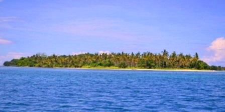 Pulau Buaya Tempat Wisata Papua Barat