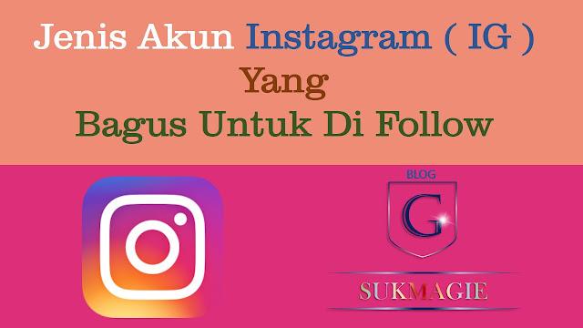 Akun Instagram Gratis