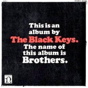 THE BLACK KEYS - Brothers Los mejores discos del 2010