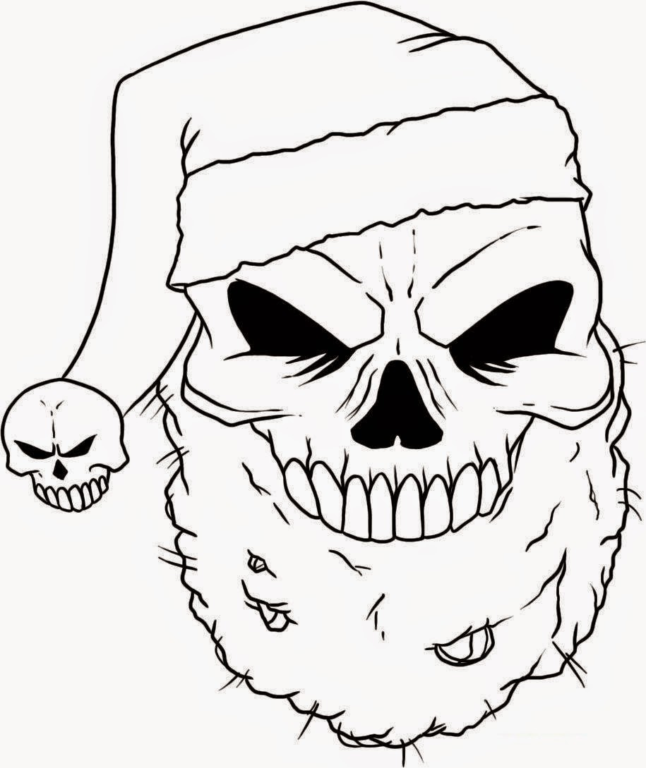 skull free printable coloring pages coloring.filminspector.com