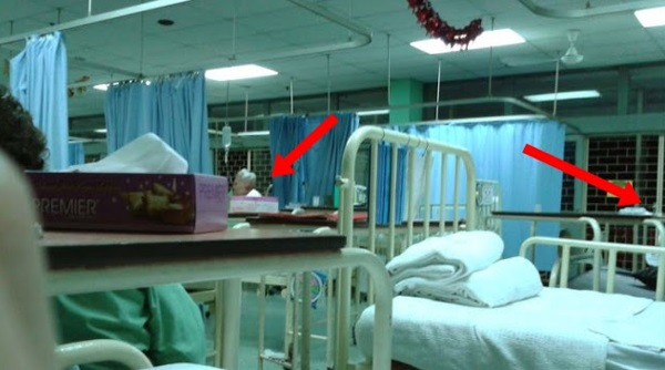 Pengalaman Bermalam di Wad, Apa Yang Dilakukan oleh Pesakit Lelaki dan Nurse Itu Buat Aku PENGSAN !!