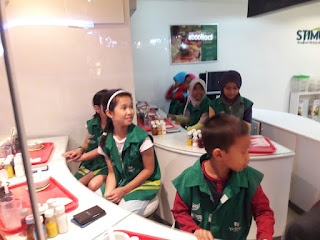 Personal Journal : #MATHSQUAD Having Fun at Kidzania