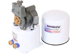 Cara Memancing Pompa Air Shimizu